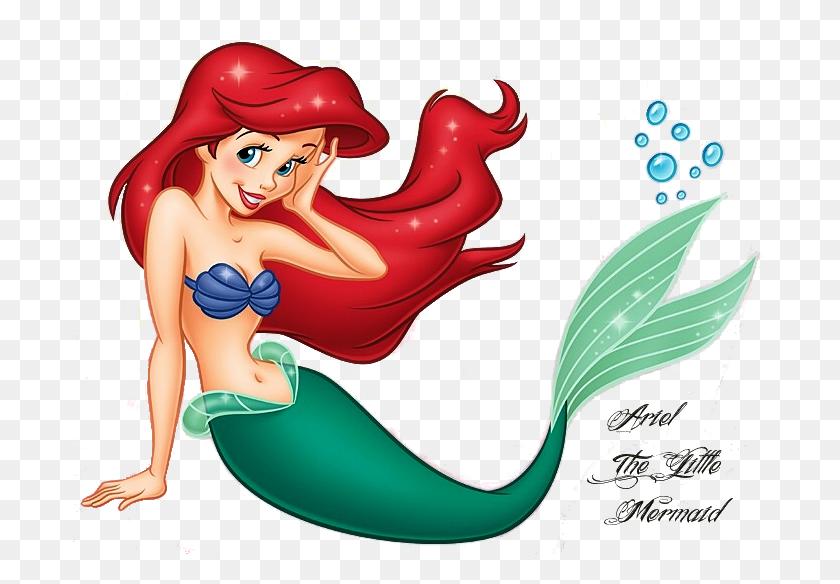 Ariel Vector Png Transparent Ariel Vector Images - The Little Mermaid PNG