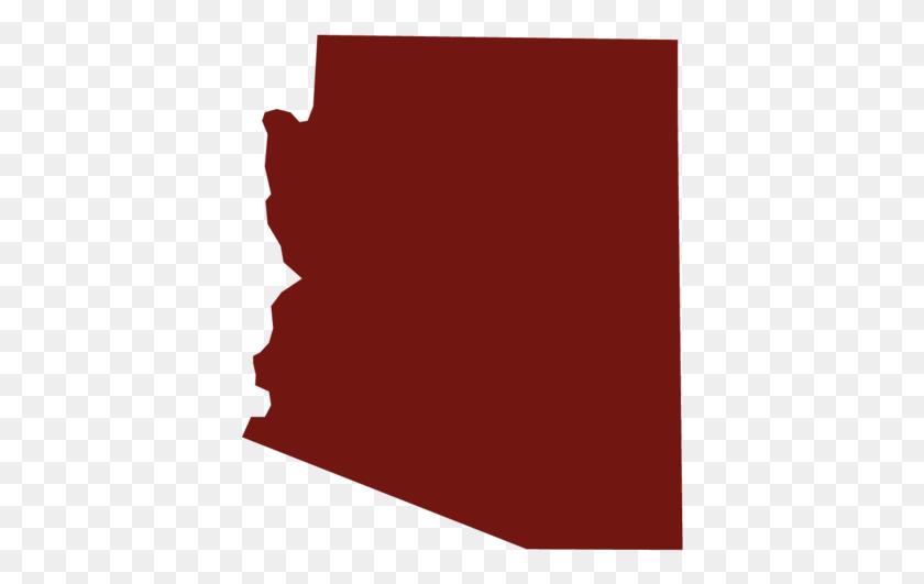 403x471 Arizona - Arizona State Clipart