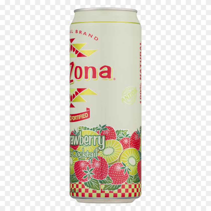 Arizona Beverages Usa Arizona Fruit Juice Cocktail, Oz - Arizona Tea PNG