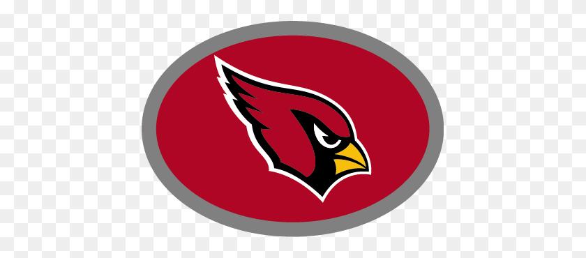 433x310 Arizona Cardinals - Arizona Cardinals Logo PNG