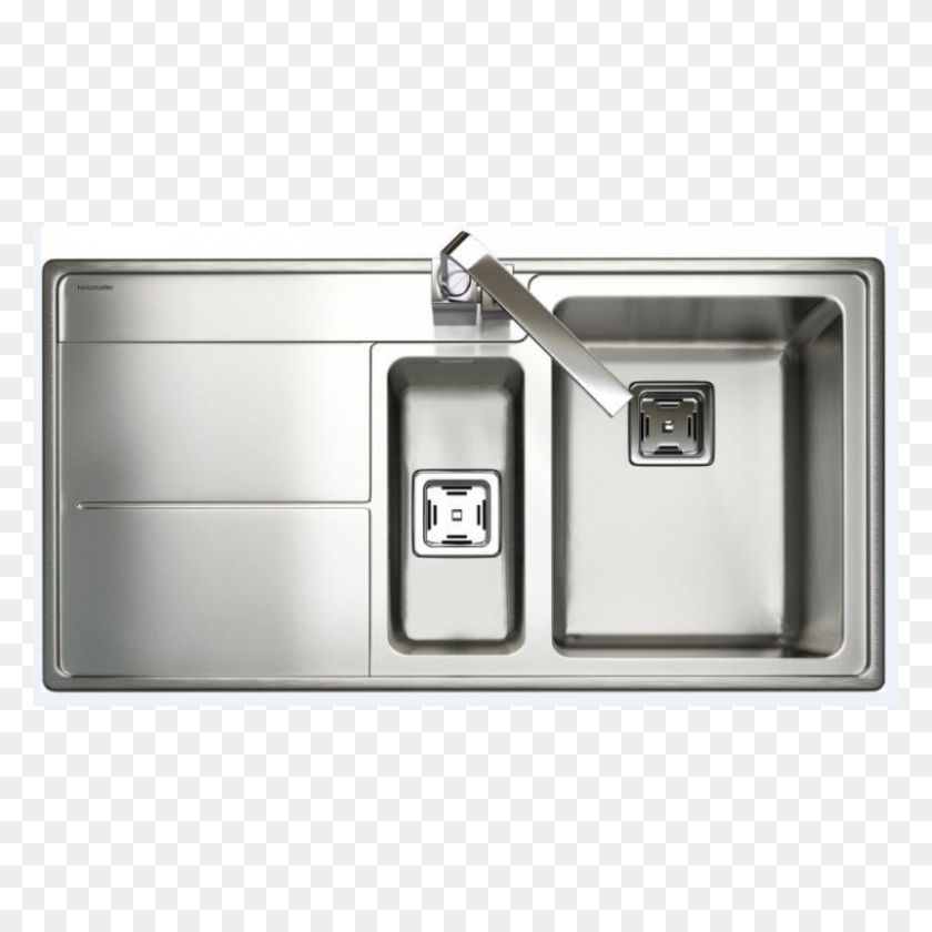 Arlington Stainless Steel Kitchen Sink - Kitchen Sink PNG