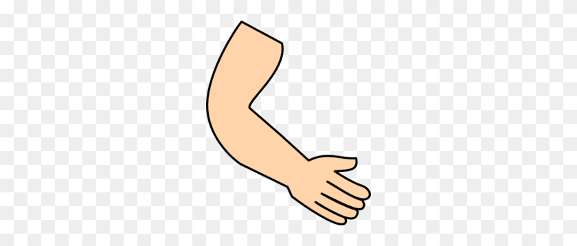 Arm Flexing Cliparts - Flexing Muscles Clipart