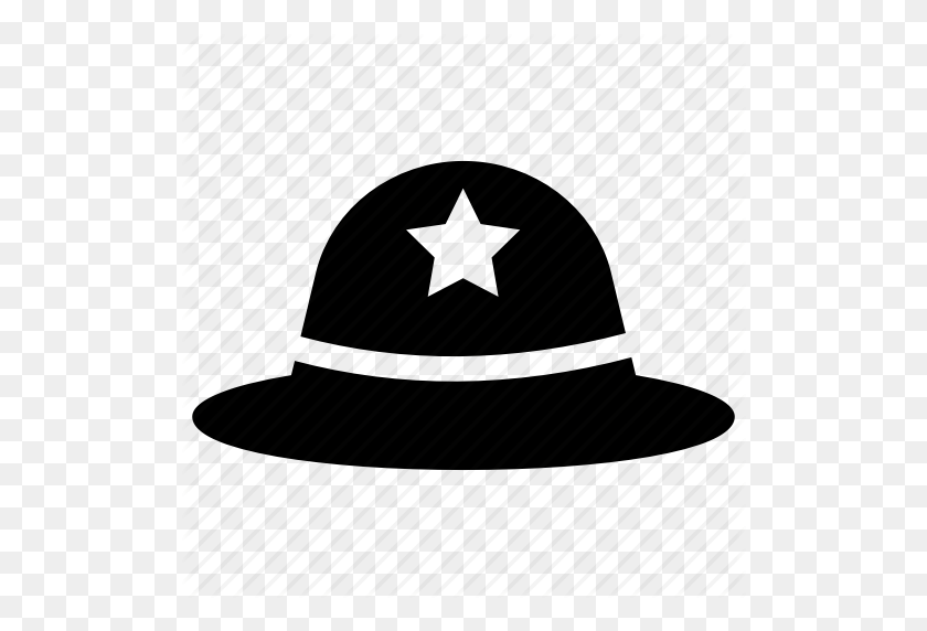 Army Cap, Military Hat, Officer Cap, Security Hat, Soldier Cap Icon - Army Hat PNG