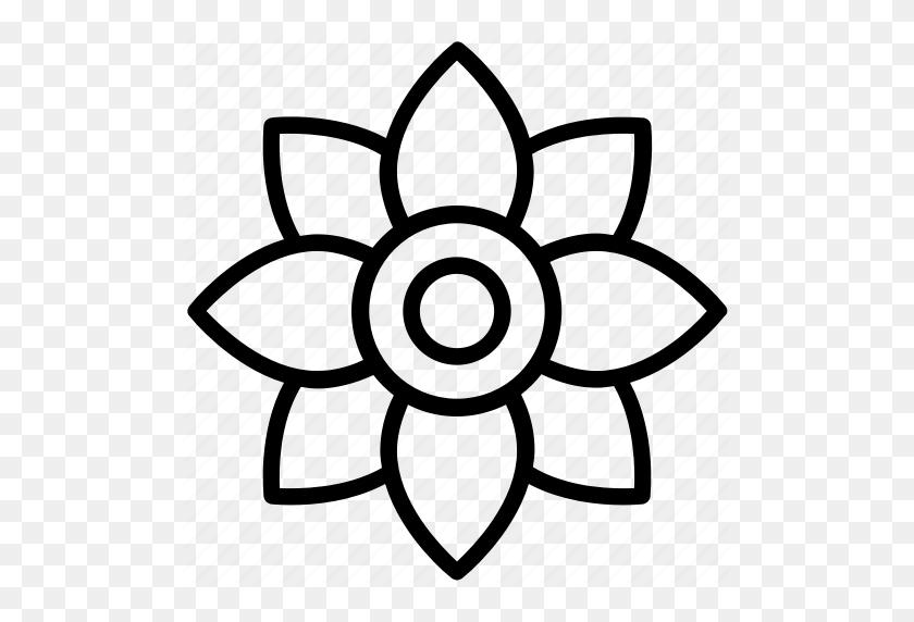 Aroma, Daisy, Flower, Hawaii Flower, Princess Daisy Icon - Princess Daisy PNG