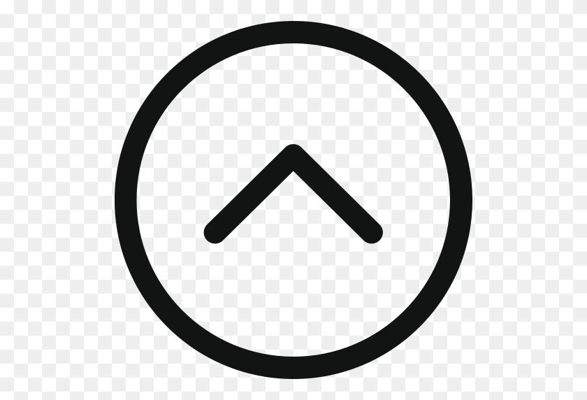 Arrow, Arrow Up, Chevronupcircle, Circle, Circle Icon, Top Arrow - Arrow Circle PNG