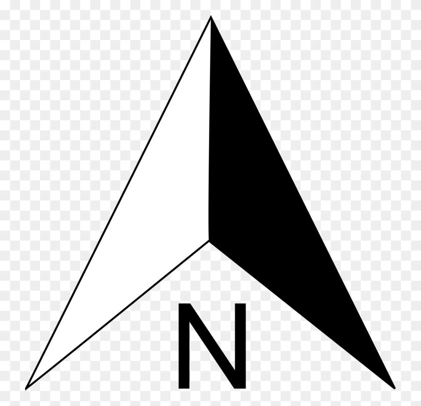 Arrow Computer Icons North Compass Rose - Compass Rose Clip Art