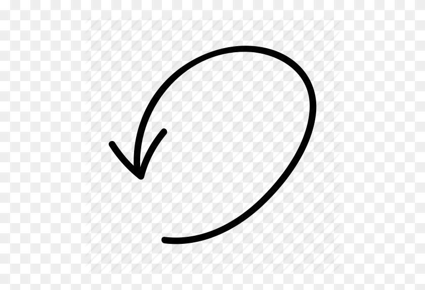 Arrow, Doodle, Drawing, Drawn, Hand, Sketch, Sketchy Icon - Arrow Doodle PNG