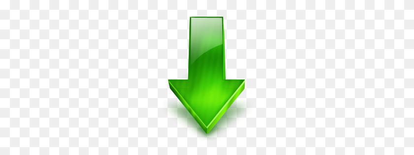 256x256 Arrow Down - Arrow Down PNG