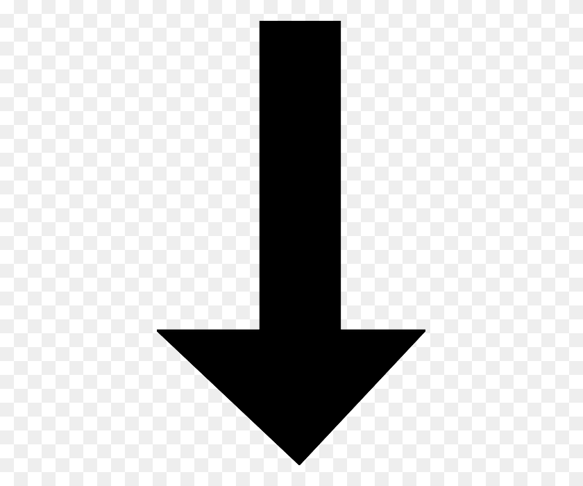 Arrow Pointing Down Png Png Image - Arrow Pointing Down PNG