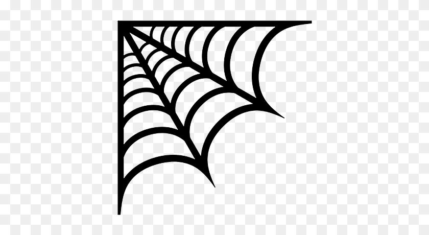 400x400 Art - Spider Web PNG