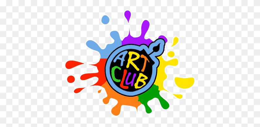 Art Club St Philip Neri Roman Catholic Primary School - School Clubs Clipart