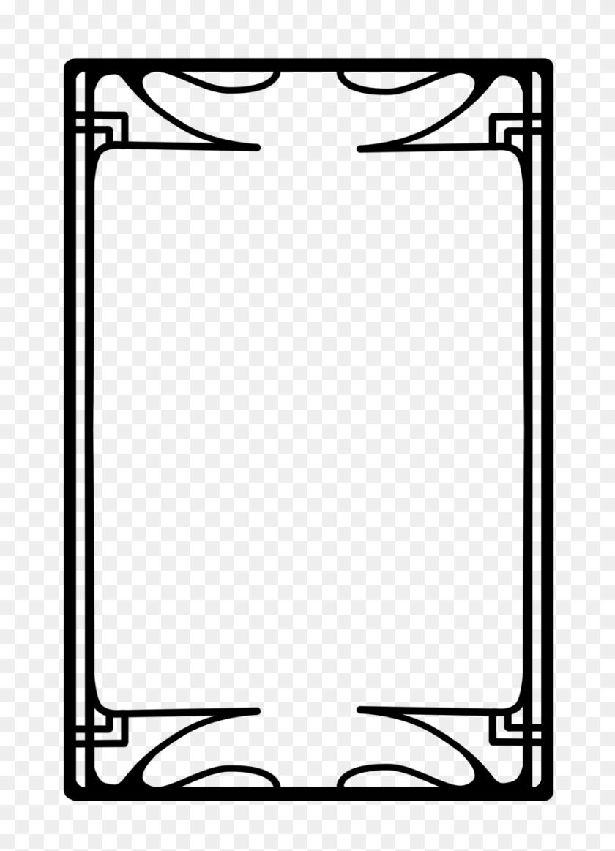 900x1273 Art Deco Clip Art Look At Art Deco Clip Art Clip Art Images - Simple Banner Clipart