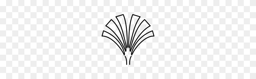 200x200 Art Deco Icons Noun Project - Art Deco PNG