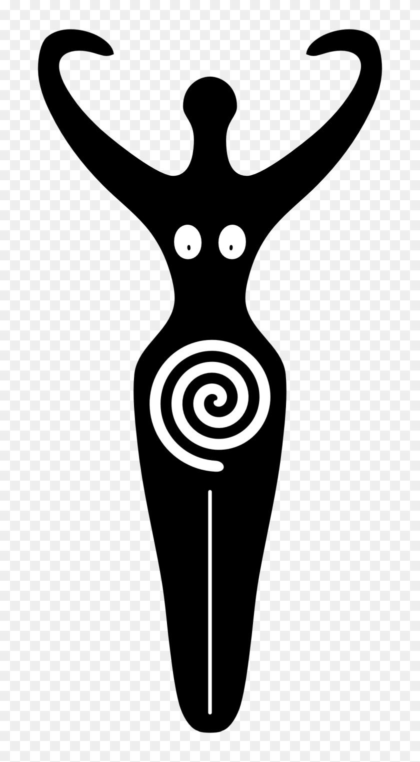 Art Pagan Symbols, Goddess Symbols, Symbols - Pagan Clipart