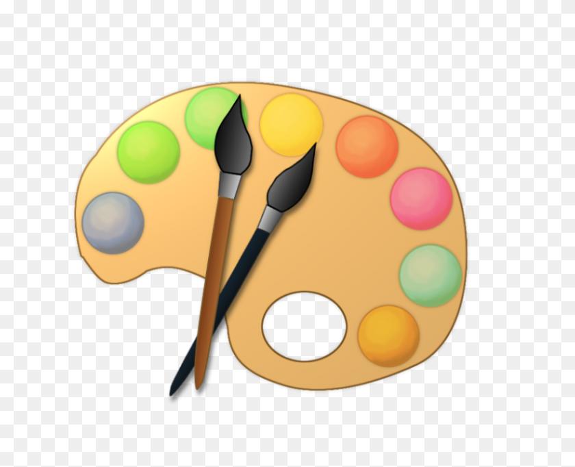 800x638 Art Palette Clip Art Look At Art Palette Clip Art Clip Art - Ant Hill Clipart