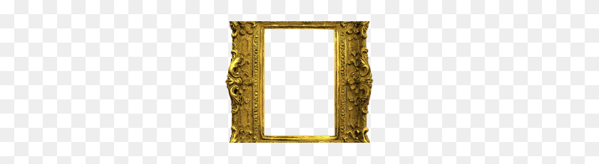 Art Vector, Clipart - Mirror Frame PNG