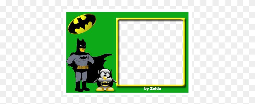 Artes Da Zelda Novas Molduras Em Png Batman - Molduras PNG Infantil