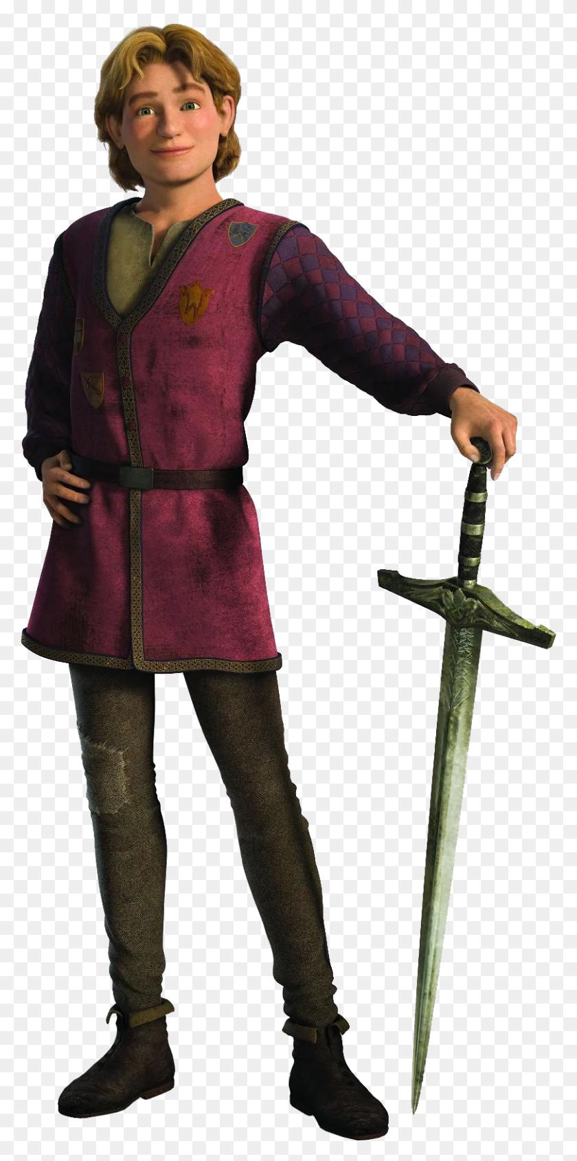 811x1694 Arthur Pendragon Wikishrek Fandom Powered - Lord Farquaad PNG