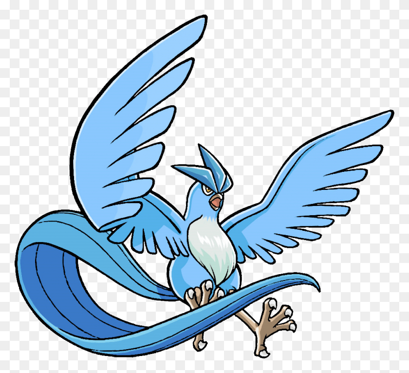 946x857 Articuno Pokemon Transparent Png - Articuno PNG