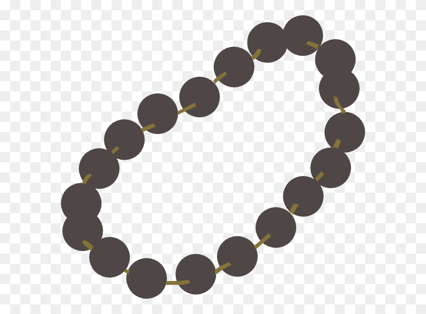 Artifact Necklace Onyx Clip Art - Necklace Clipart