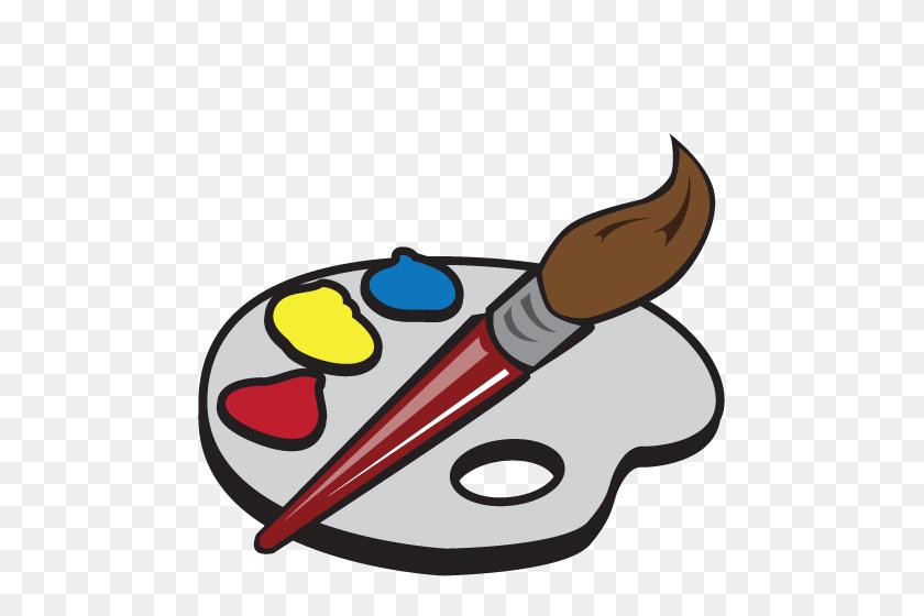 500x500 Artist Supplies - Artist PNG