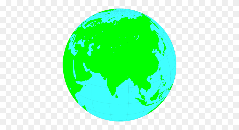 400x399 Asia Continent Clipart Free Clipart - Asia Map Clipart