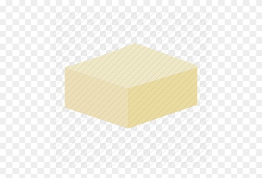 Asian Cheese, One, Piece, Tofu, Vegan, Vegan Cheese, Vegetarian Icon
