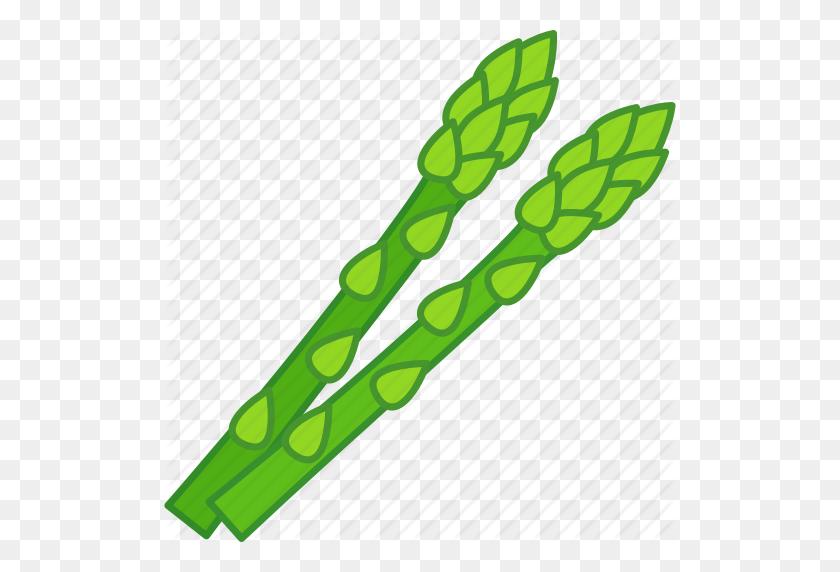 512x512 Asparagus, Garden, Grass, Green, Sparrow, Two, Vegetable Icon - Asparagus PNG