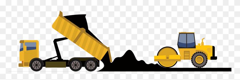 Asphalt Clipart Road Maintenance - Maintenance Clipart