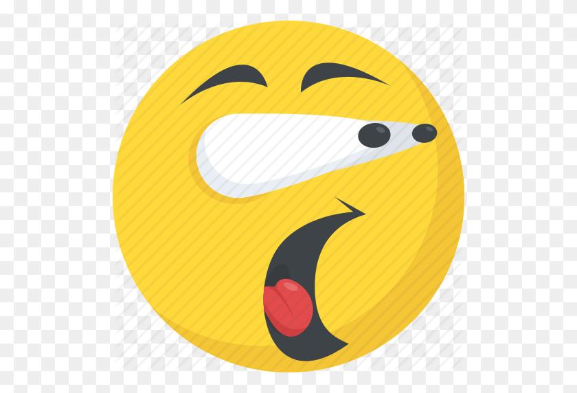 Astonished Face, Emoticon, Shocked Emoji, Surprised, Wondered Icon - Shocked Emoji PNG