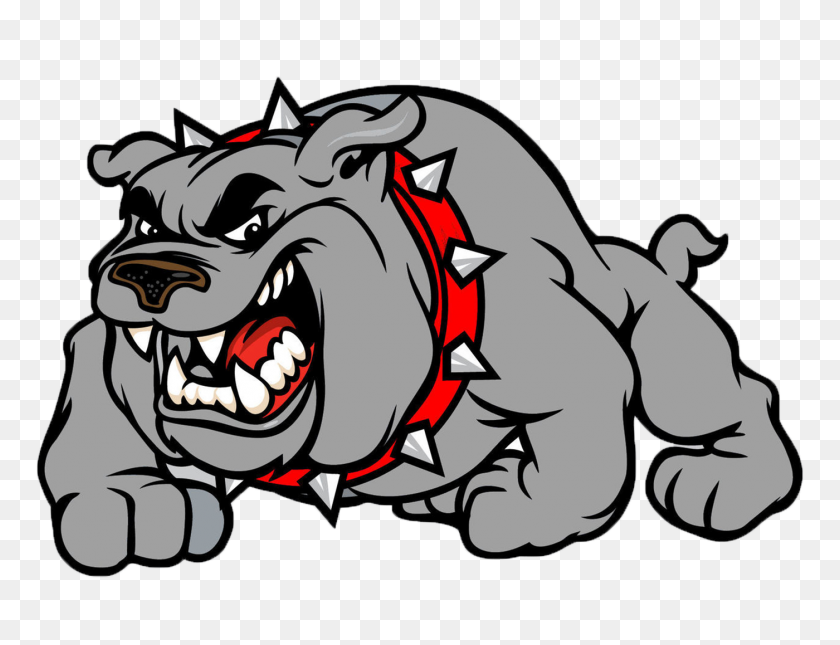Athletics Athletics - Bulldog Football Clipart