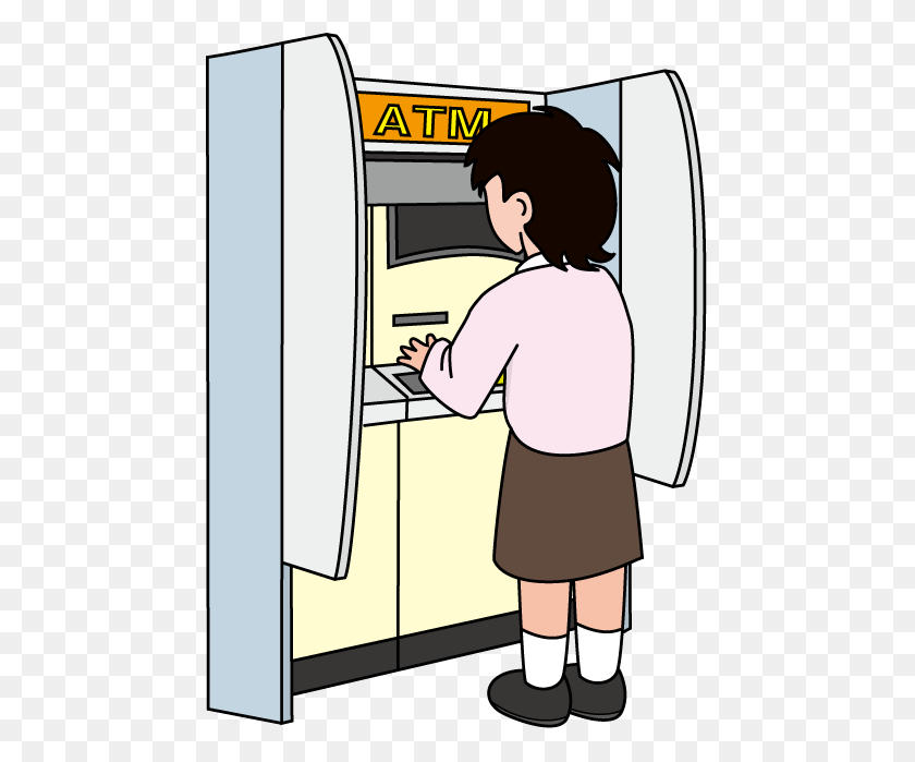 Atm Clipart Look At Atm Clip Art Images - Simple Machines Clipart