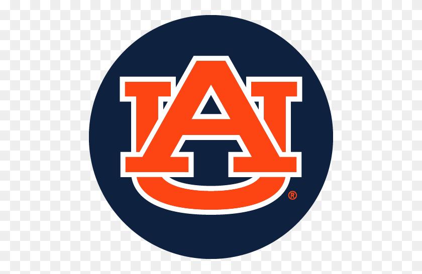 Auburn University Tigers Jewelry - Auburn Logo PNG