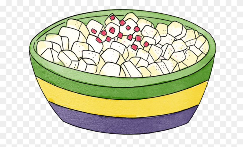 Aunt Kate's Kitchen - Potato Salad PNG