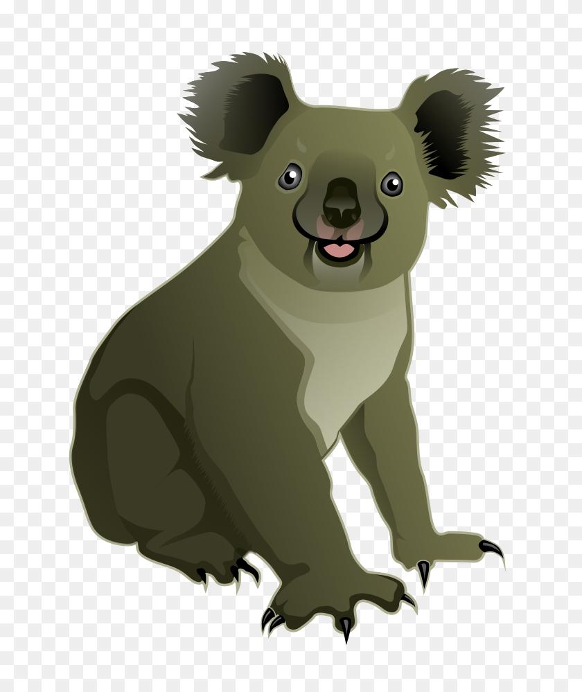 Australia Clipart Koala, Australia Koala Transparent Free - Australia Clipart