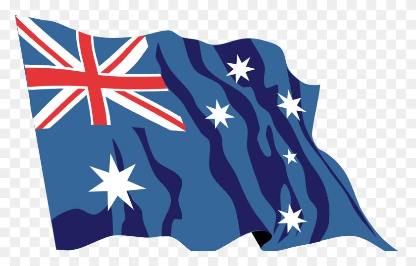 Australia Flag Clipart Hd - Australian Flag Clip Art