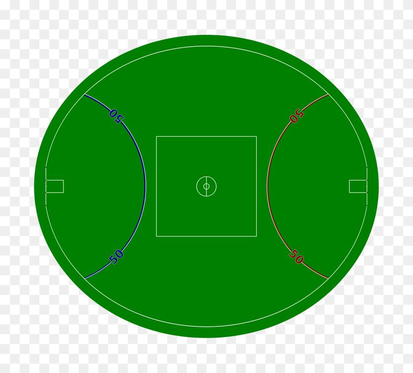 Australian Football Field - Football Field PNG