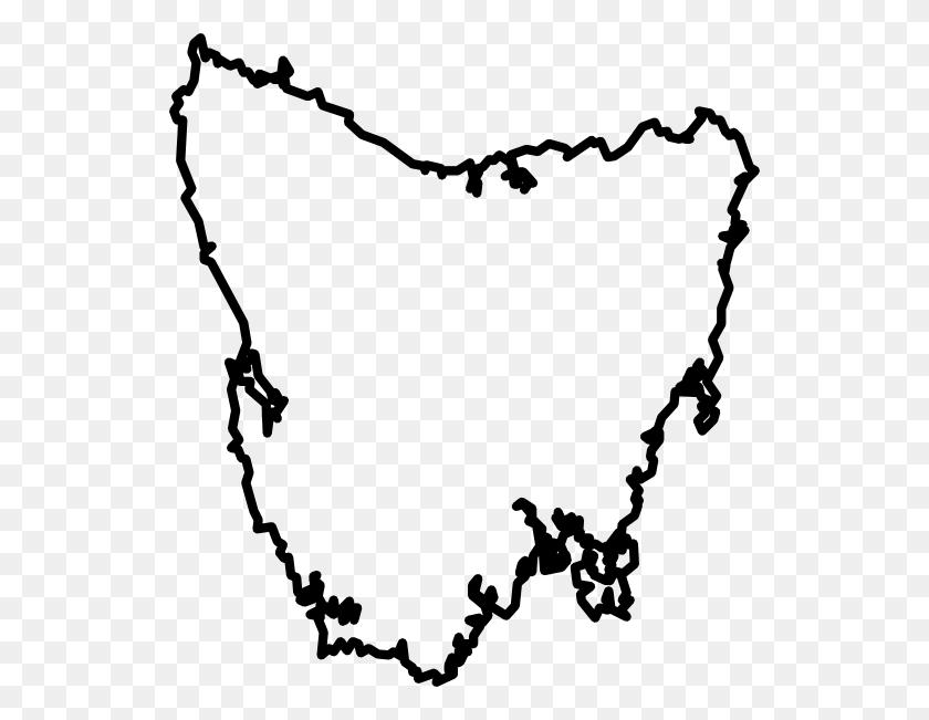 Australian Maps Clip Art - Map Clipart Black And White
