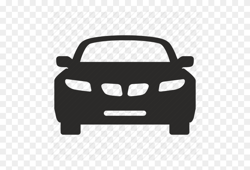 Auto, Bmw, Car, Front, Sedan, View, X Icon - Car Front PNG