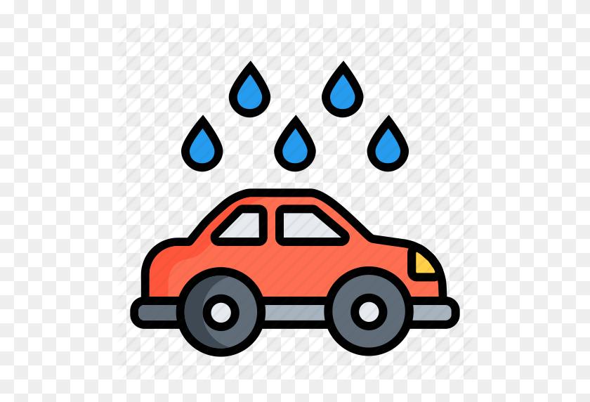 Auto, Car, Car Wash, Service, Wash, Washer, Washing Icon - Car Wash PNG