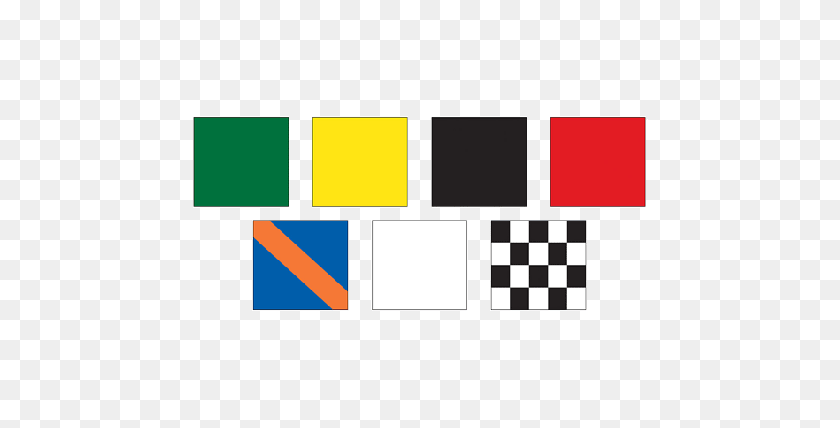 Auto Racing Flags - Race Flags PNG
