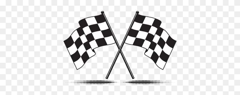 Auto Racing Racing Flag Clipart - Racing Flag Clipart