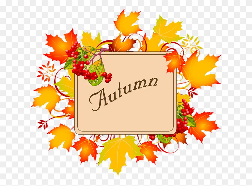 Autumn Clipart Borders Free Clip Art Images - Word Clip Art Borders