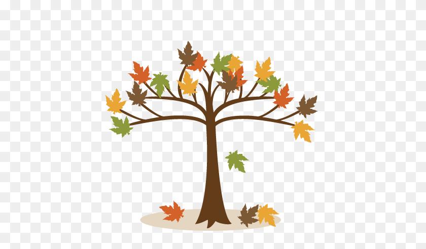Autumn Tree For Scrapbooking Fall Tree Autumn Tree - Fall Tree PNG