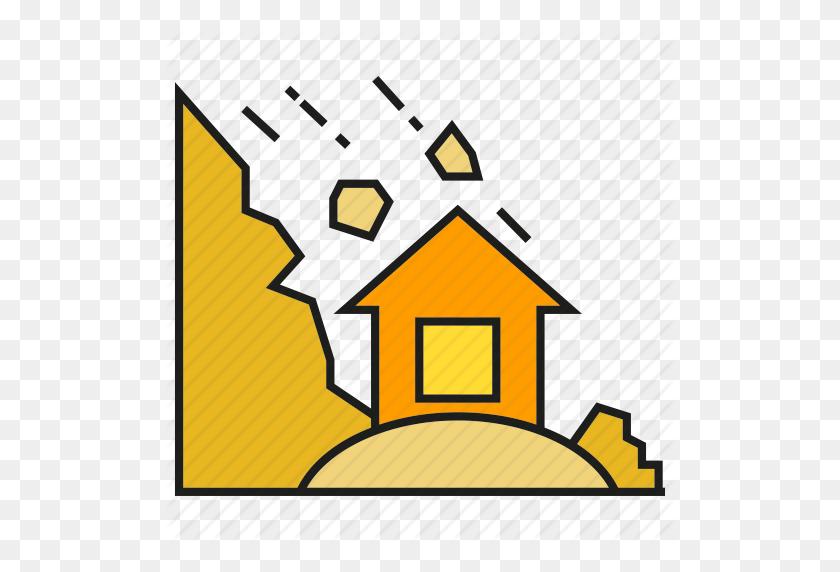 Avalanche, Disaster, Earthquake, Landslide, Landslip, Mountain - Earthquake Clipart