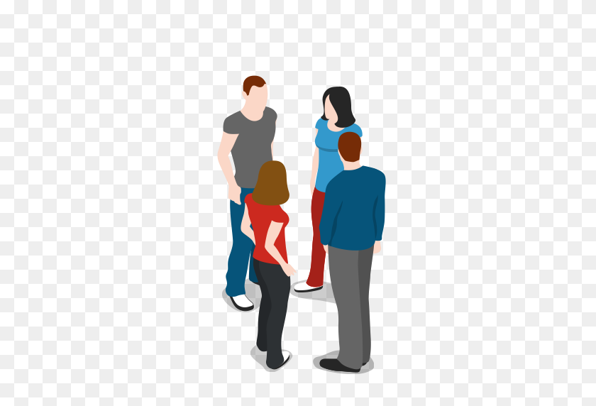 Avatar, Business, Group, Human, Meeting, People, Profile, Team - People Standing PNG