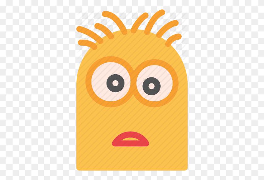 Avatar, Character, Despicablme, Minion, Profile, Smileface - Minion Eye Clipart