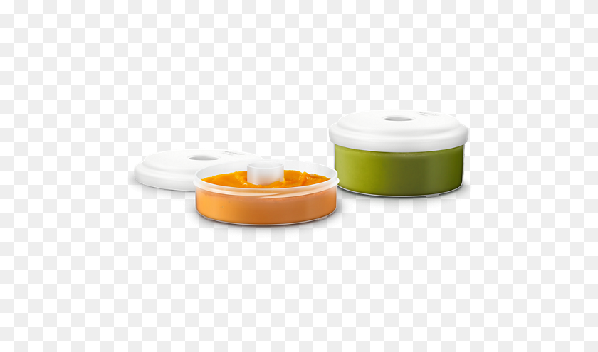 Avent In Healthy Baby Food Maker Storage Pots - Baby Food PNG