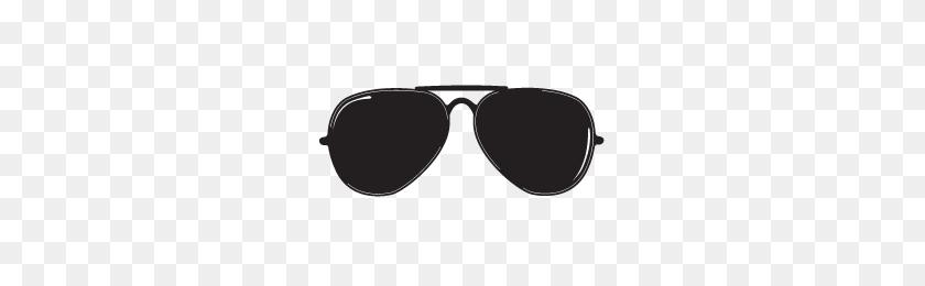 Aviator Sunglasses Png Sunglasses Pvc - Aviator Sunglasses PNG