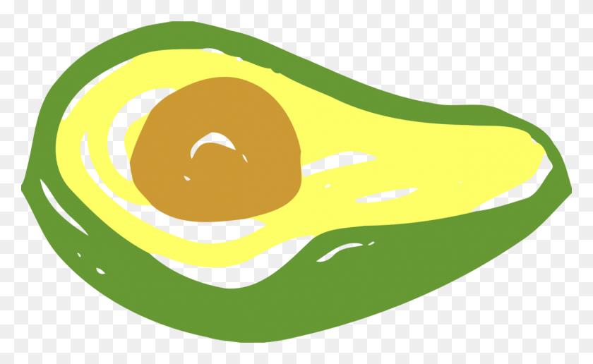 Avocado Vegetable Leaf Fruit - Fruit And Veg Clipart